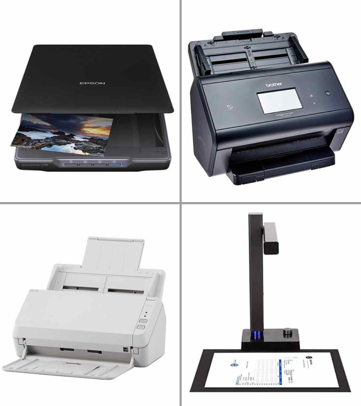 Best Scanners In India For Office & Home Use In 2021