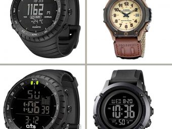 11 Best Sports Watches To Buy In 2021