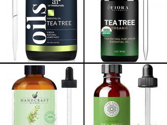 11 Best Tea Tree Oils To Buy In 2021