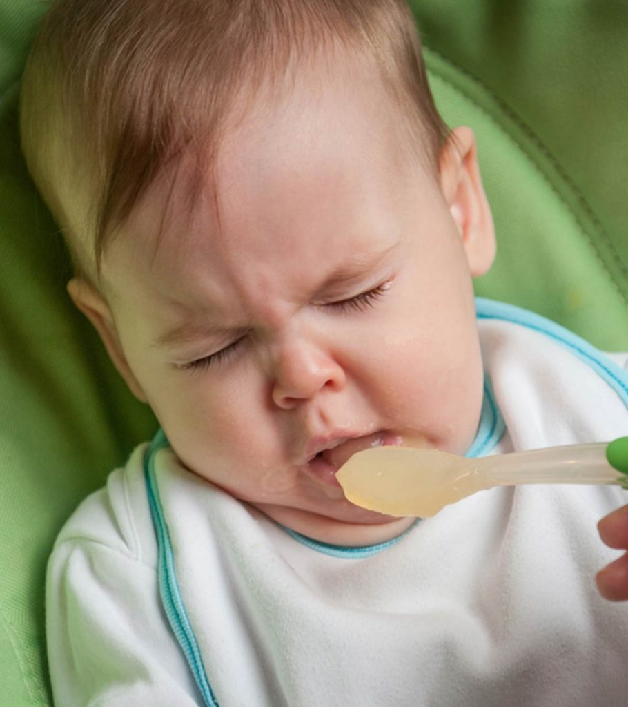 11 Reasons Why Baby Refuses To Eat And How To Help Them 910x1024