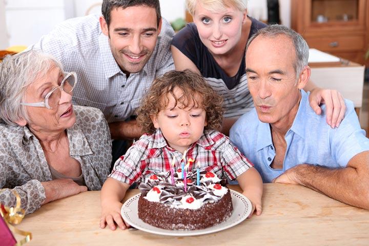 120+ Unique Happy Birthday Wishes For Grandson
