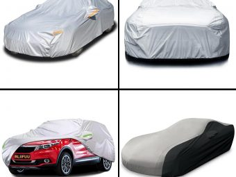 13 Best Car Covers For Outdoors In 2021