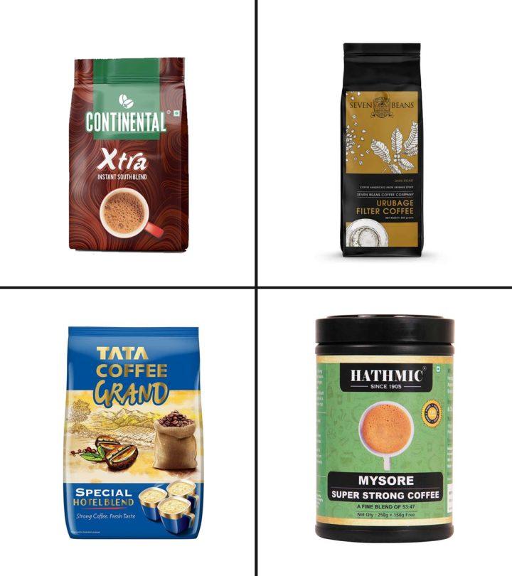 13 Best Coffee Powders In India - 2021-1