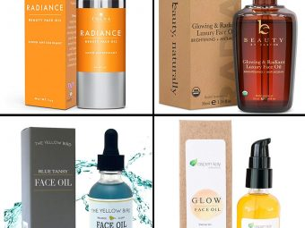 13 Best Face Oils For Glowing Skin In 2021