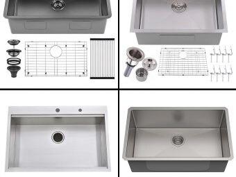 13 Best Kitchen Sinks To Buy In 2021