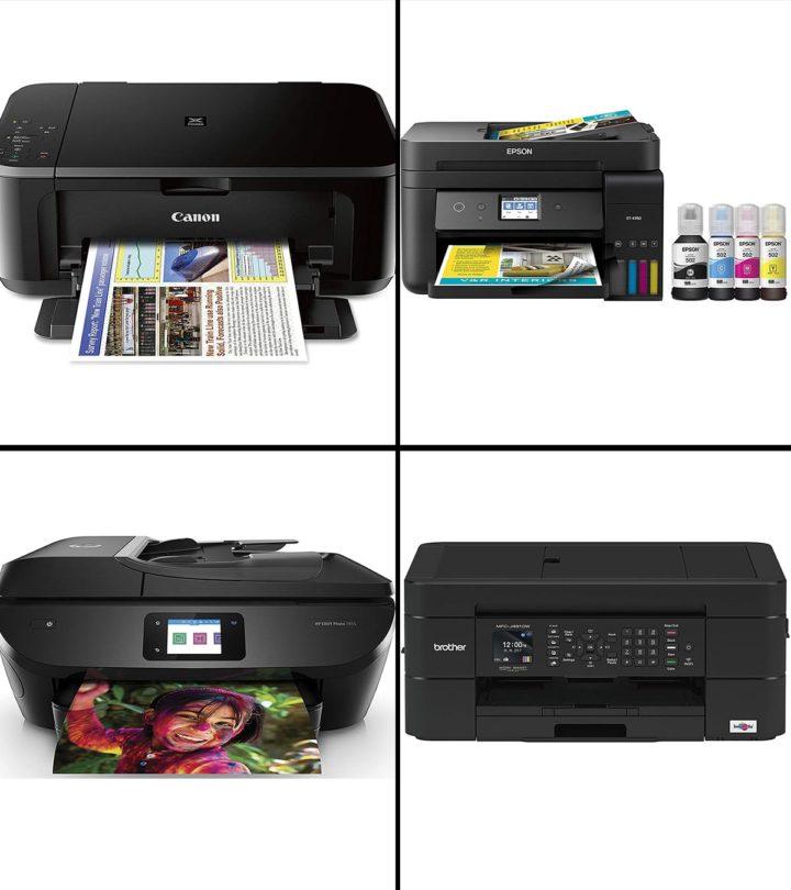 13 Best Wireless Printers Of 2021