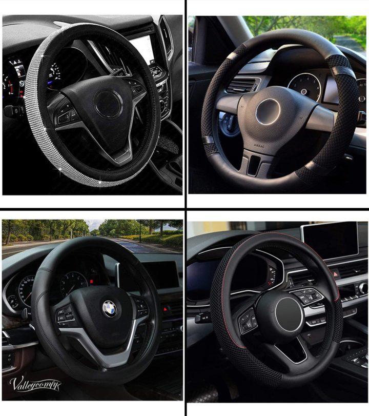 15 Best Steering Wheel Covers To Buy In 2021