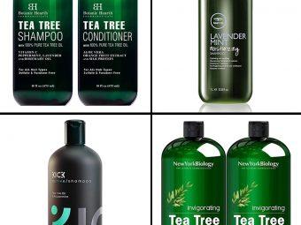 19 Best Tea Tree Oil Shampoos In 2021