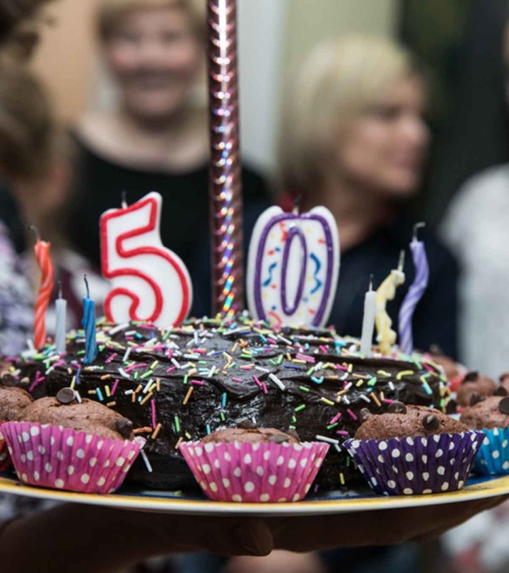 Best And Funny 50th Birthday Poems