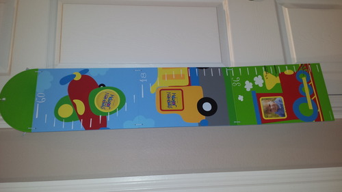 Stephen Joseph Growth Chart-Best for height measurements-By v_swastik_kumar
