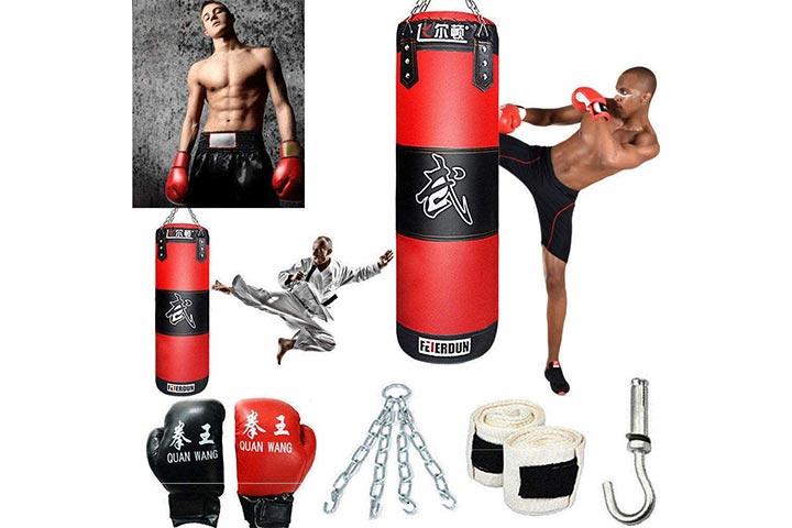888Warehouse Full Heavy Boxing Punching Bag