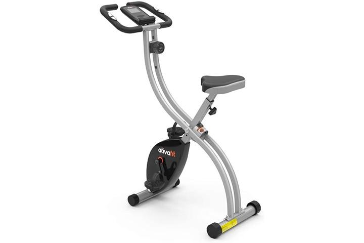 ATIVAFIT Recumbent Exercise Bike