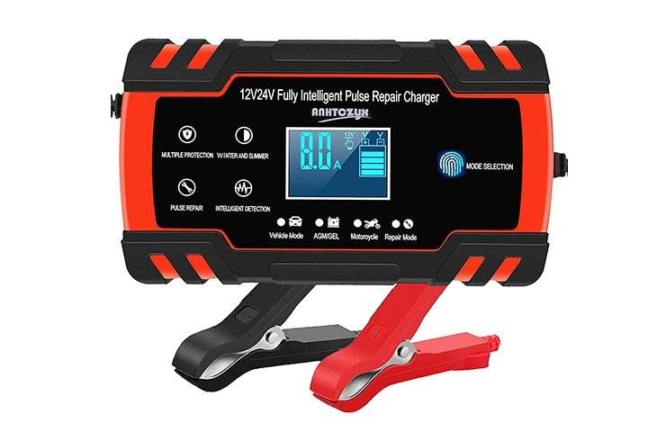 Ably Automatic Battery Charger