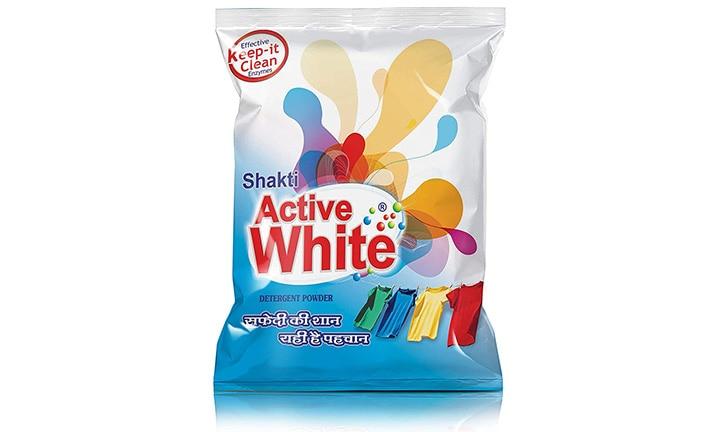 Active White Detergent Powder