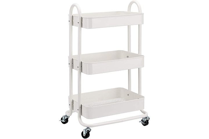 Amazon Basics Kitchen Cart