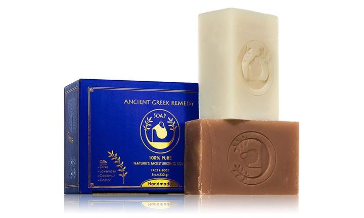 Ancient Greek Remedy Handmade Soap