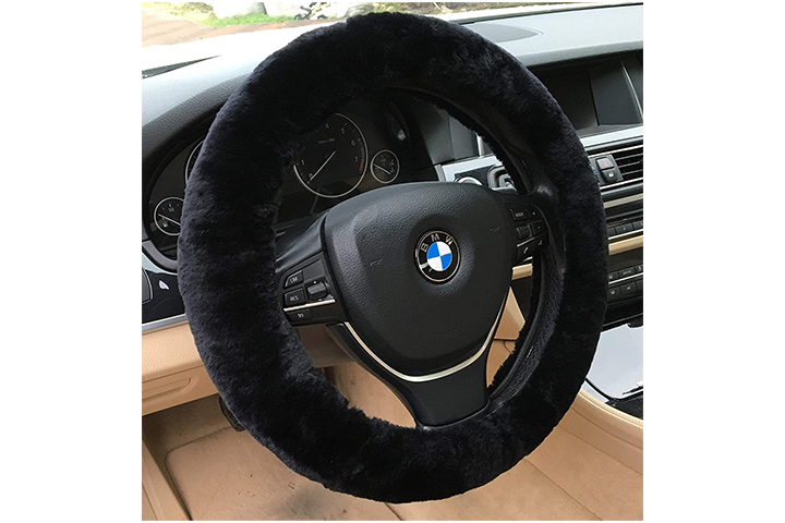 Andalus Car Steering Wheel Cover