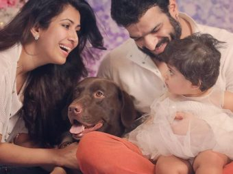 Ankita Bhargava Talks About How Karan Patel Balances Parenting Between Daughter, Mehr, And Their Pooch, Naughty