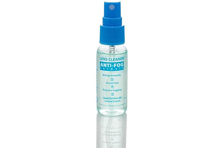 Anti-Fog Spray Eyeglass Lens Cleaner