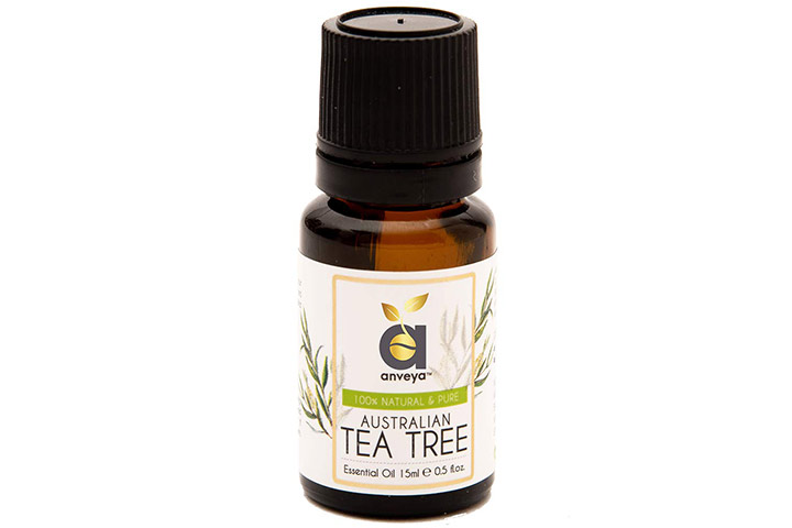 Anveya Australian Tea Tree Essential Oil