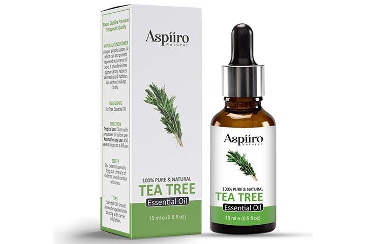 Aspiiro Natural Therapeutic Grade Tea Tree Oil