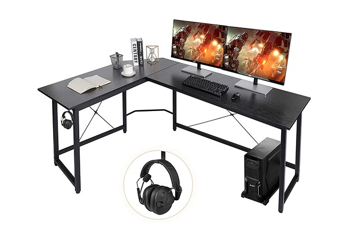 AuAg Modern Home Office Desk