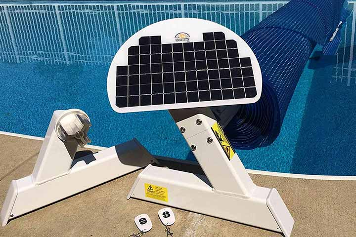 Automatic Solar Blanket Cover ReelRoller