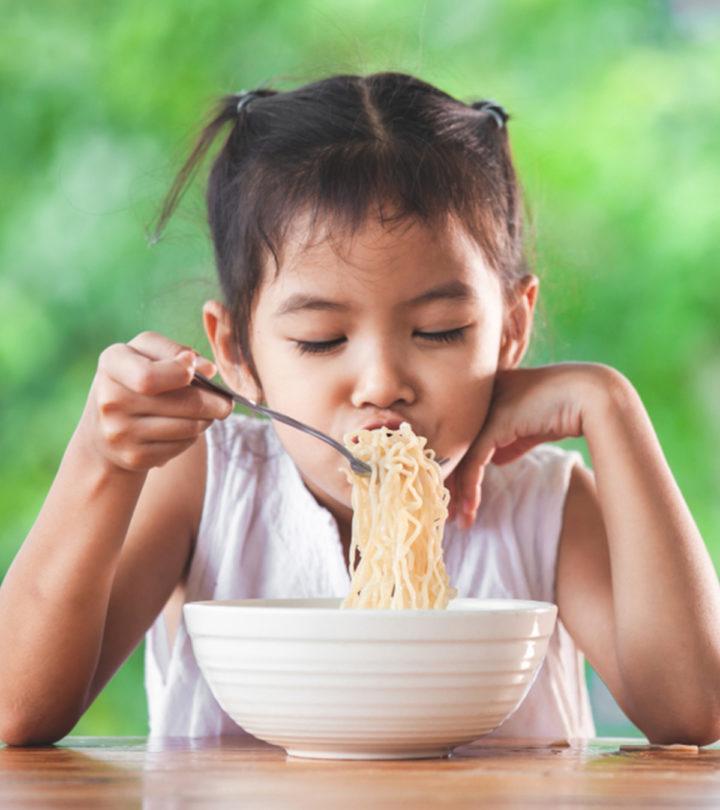 Bachon Ke Liye Noodles Ke Nuksan