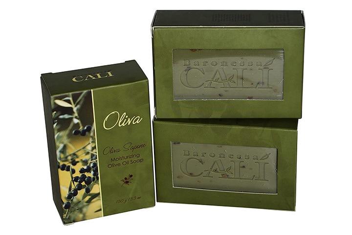 Baronessa Cali Moisturizing Olive Oil Soap
