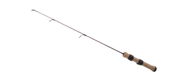Berkley Cherrywood HD Ice Fishing Spinning Rod