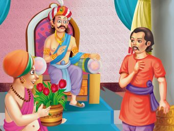 तेनाली रामा की कहानियां: बेशकीमती फूलदान | Beshkimti Fooldaan Story in Hindi