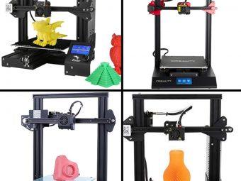 11 Best 3D Printers In India In 2021