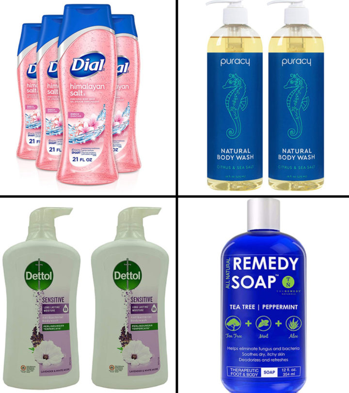 Best Body Washes For Women