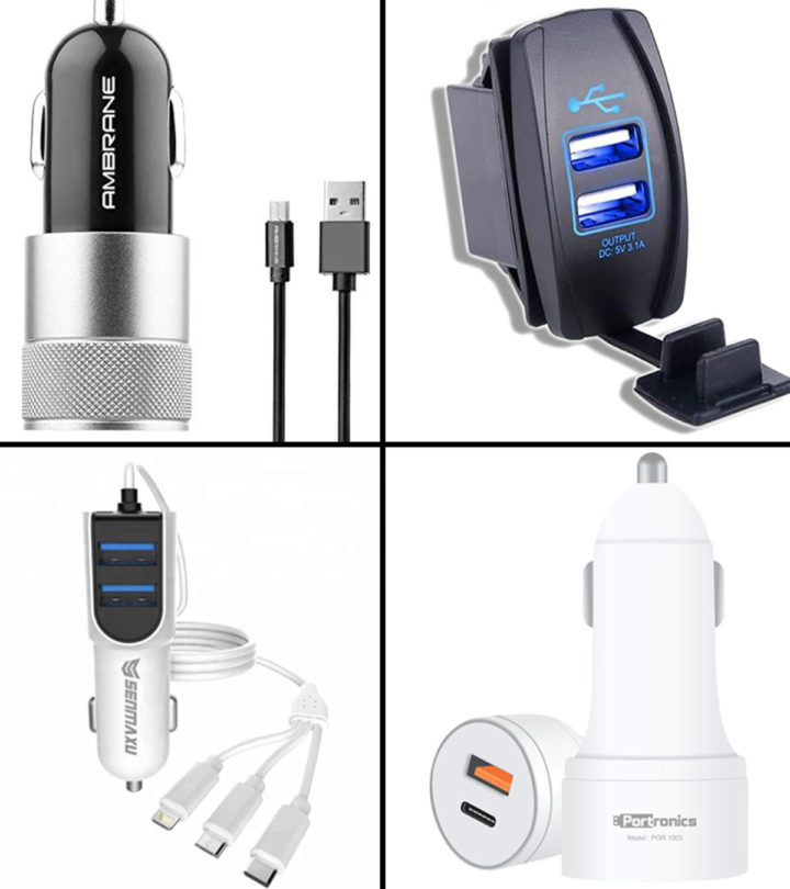 Best Car Chargers In India