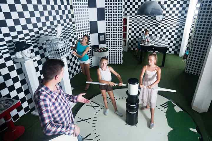 Best DIY Escape Rooms For Kids