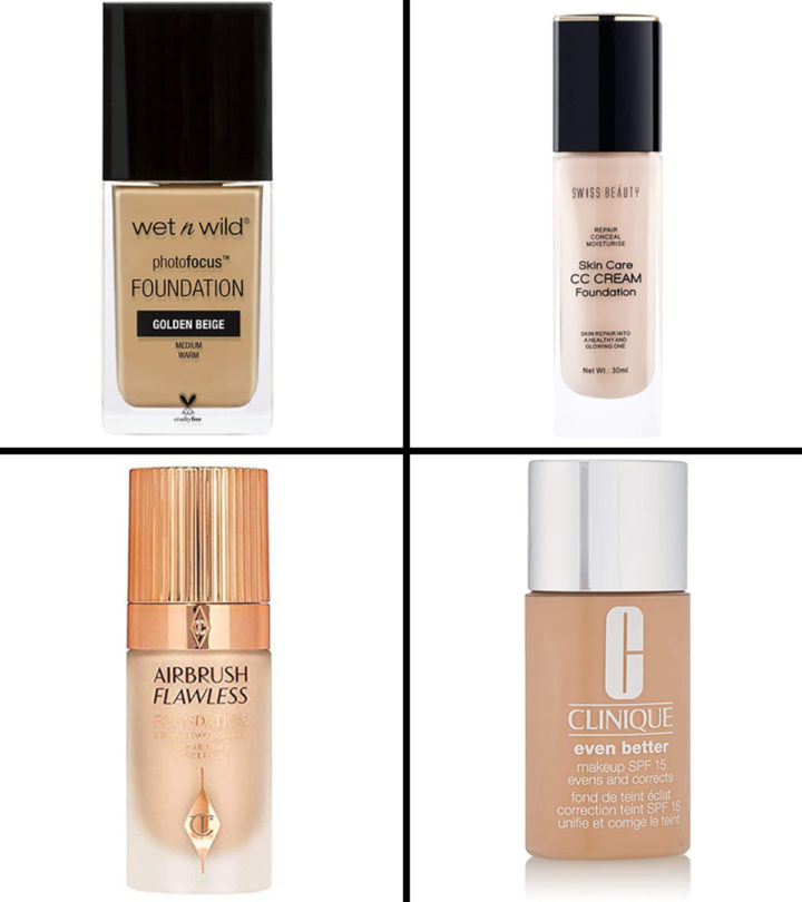 Best Foundation Creams In India