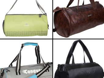 15 Best Gym Bags In India In 2021