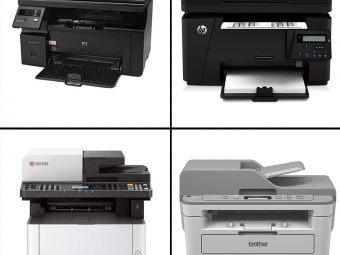 11 Best Laser Printers In India In 2021