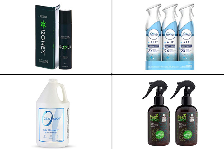 Best Odor Eliminators For Your Rooms In