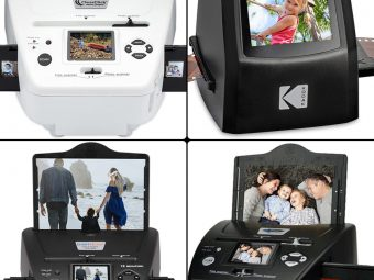 11 Best Photo Scanners To Buy In 2021
