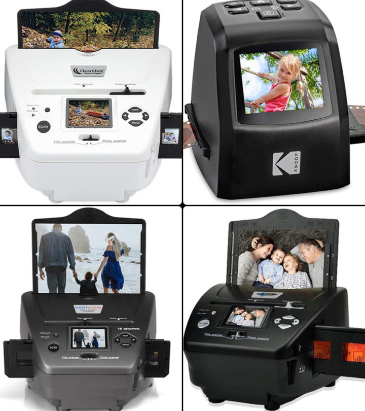 Best Photo Scanners To Buy In