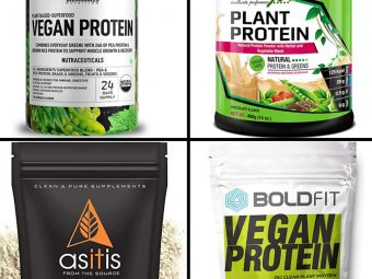 11 Best Plant Protein Powders In India In 2021