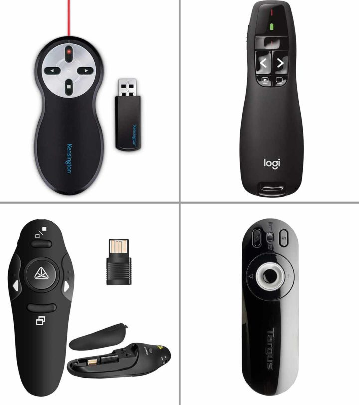 11 Best Presentation Remotes To Buy In 2021