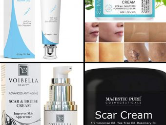 11 Best Scar Removal Creams In 2021