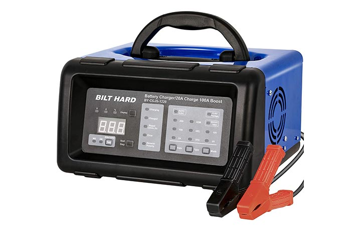 Bilt Hard Fully Automatic Battery Charger