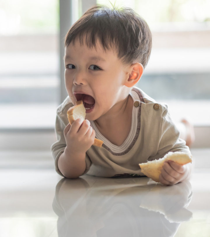 Bread For Babies In Hindi