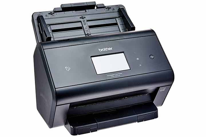 Brother ADS-3600W High-Speed Wireless Network Document Scanner