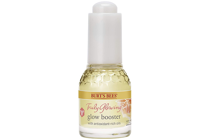 Burt's Bees Truly Glowing Glow Booster