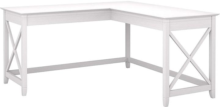 Bush Furniture Key West L-Shaped Desk