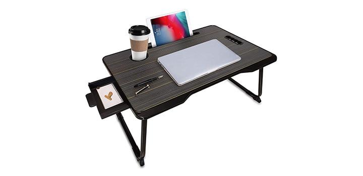 CZMY Folding Lap Desk With Grip Handle